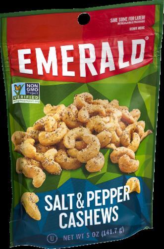 Emerald Salt & Pepper Cashews Perspective: right