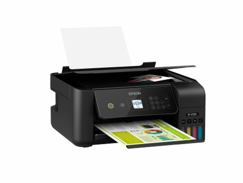 Epson EcoTank ET-2720 All-in-One Supertank Printer - Black Perspective: right