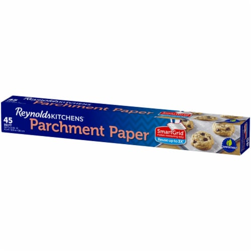 Reynolds Kitchens Parchment Paper Food Wrap Perspective: right