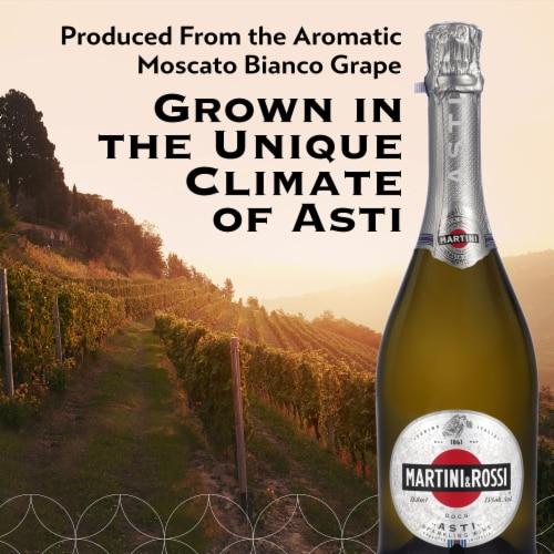 Martini & Rossi® Asti Sparkling White Wine Perspective: right