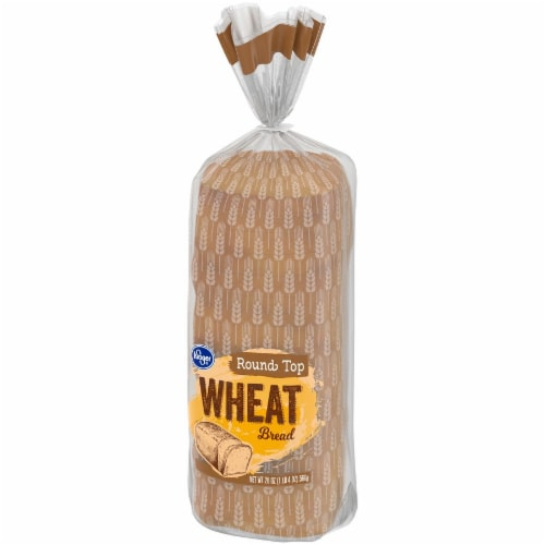 Kroger® Round Top Wheat Bread Perspective: right