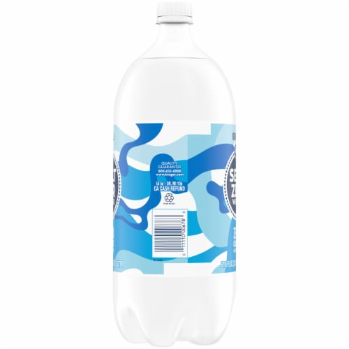 Kroger® Seltzer Water Perspective: right