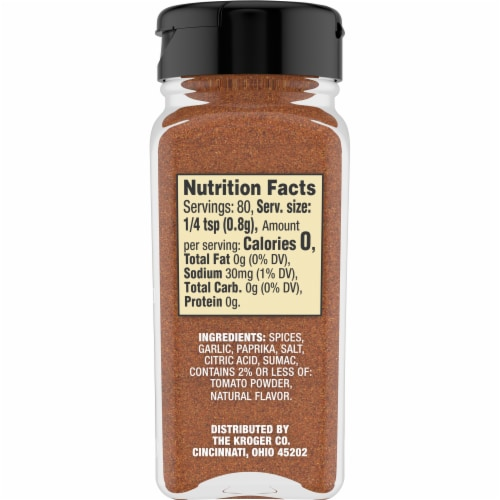 Private Selection™ Moroccan Inspired Harissa Seasoning Blend Perspective: right