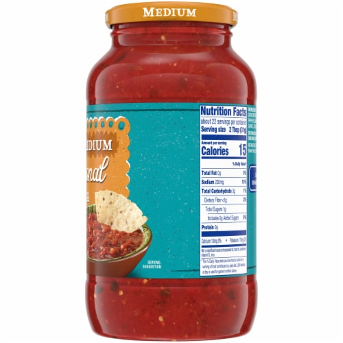 Kroger® Traditional Medium Salsa Perspective: right