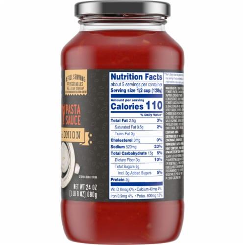 Kroger® Chunky Mushroom & Onion Pasta Sauce Perspective: right