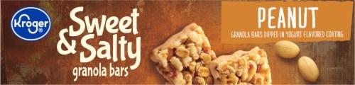 Kroger® Sweet & Salty Peanut Granola Bars Perspective: right