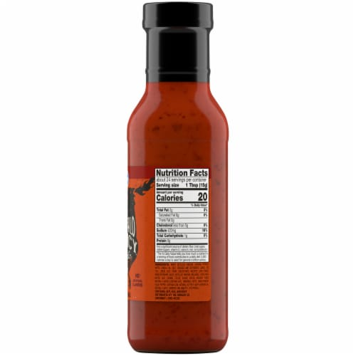 Kroger® Spicy Garlic Buffalo Wing Sauce Perspective: right