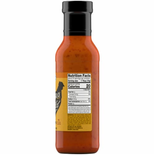Kroger® Buffalo Mild Wing Sauce Perspective: right