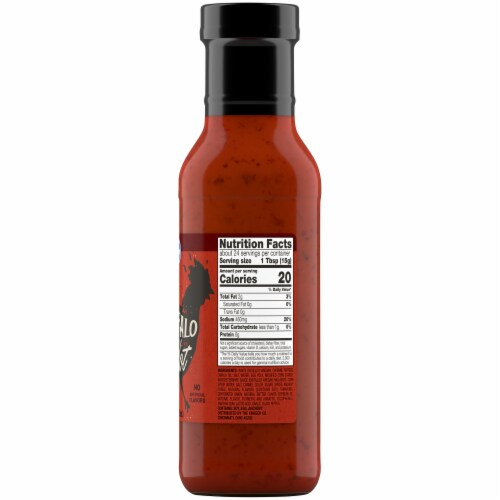 Kroger® Hot Buffalo Wing Sauce Perspective: right