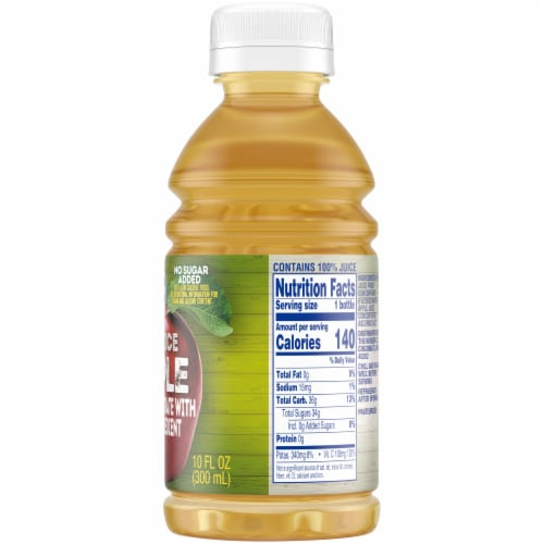 Kroger® 100% Apple Juice Perspective: right