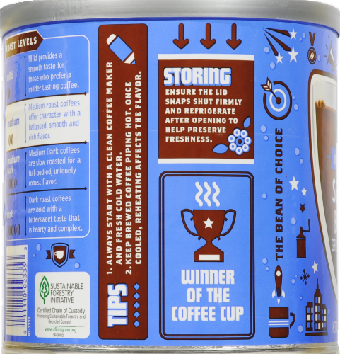 Kroger® Select Blend Medium Roast Ground Coffee Perspective: right