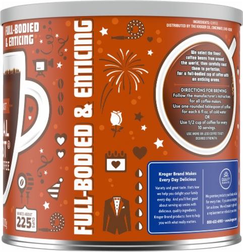 Kroger Special Roast Medium Roast Ground Coffee Perspective: right