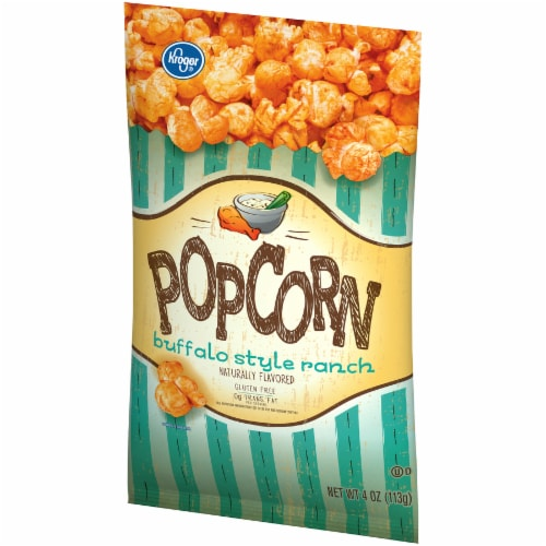 Kroger® Buffalo Style Ranch Popcorn Perspective: right