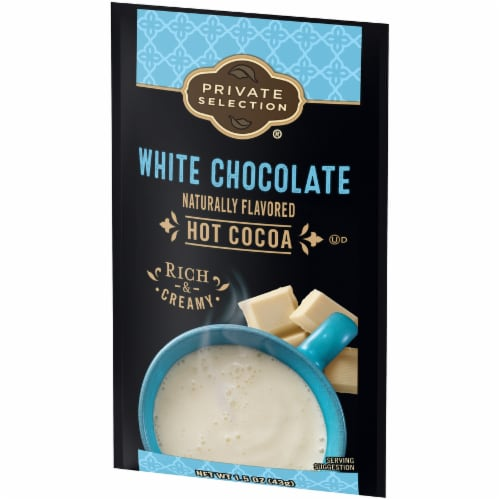 Private Selection® White Chocolate Hot Cocoa Mix Perspective: right