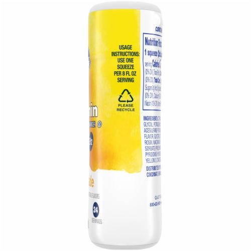 Kroger® Vitamin Lemonade Liquid Water Enhancer Perspective: right