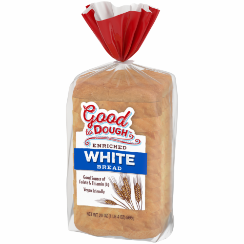 Good to Dough™ White Bread Perspective: right