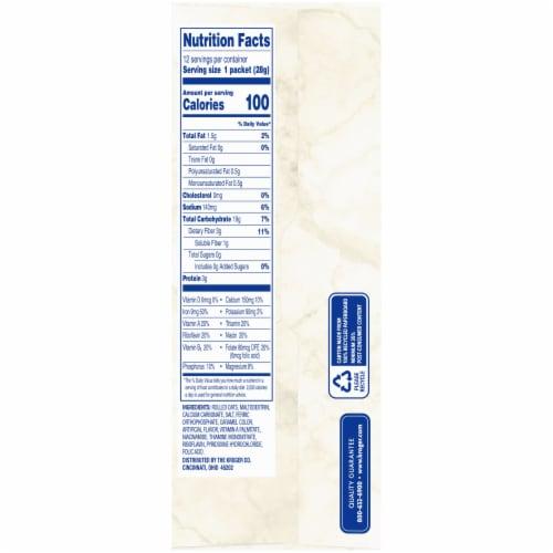 Kroger® Original Oats Instant Oatmeal Perspective: right
