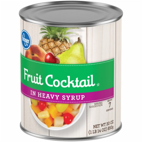 Kroger® Fruit Cocktail in Heavy Syrup Perspective: right