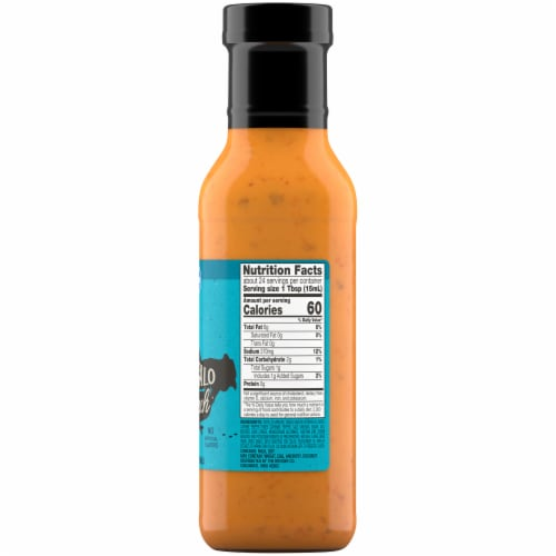 Kroger® Ranch Buffalo Wing Sauce Perspective: right
