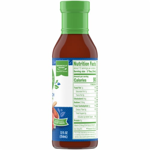 Simple Truth Organic® French Dressing Perspective: right