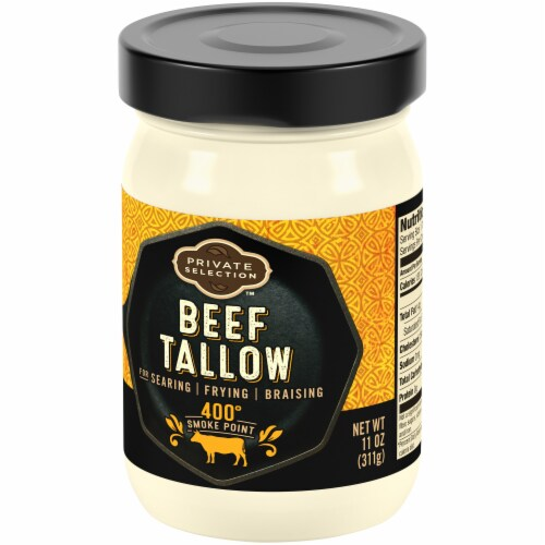 Private Selection™ Beef Tallow Perspective: right