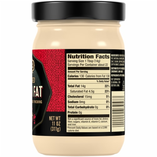 Private Selection™ Rendered Bacon Fat Perspective: right