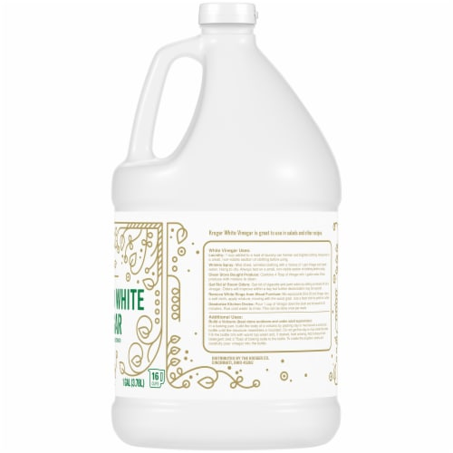 Kroger® Distilled White Vinegar Perspective: right