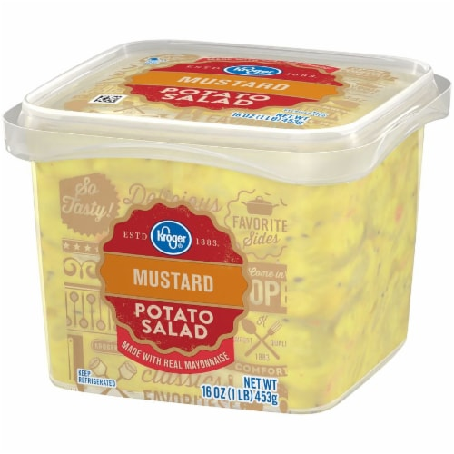Kroger® Mustard Potato Salad Perspective: right
