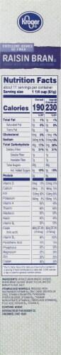 Kroger® Raisin Bran Cereal Perspective: right
