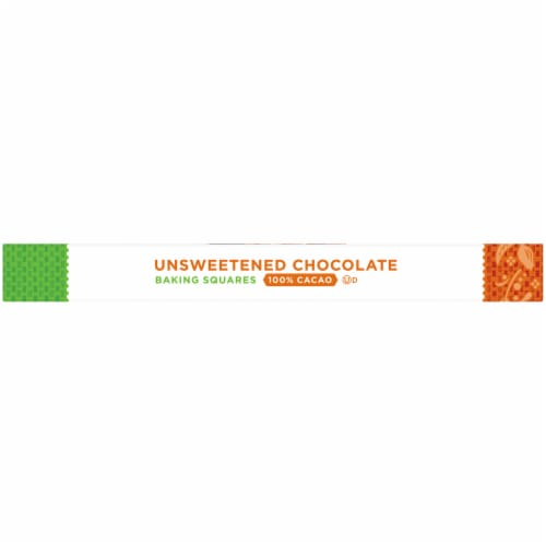 Simple Truth Organic™ Unsweetened Chocolate Baking Squares Perspective: right