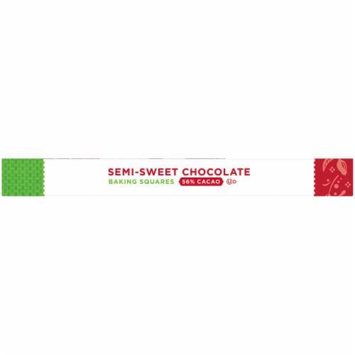 Simple Truth Organic™ Semi-Sweet Chocolate Baking Squares Perspective: right