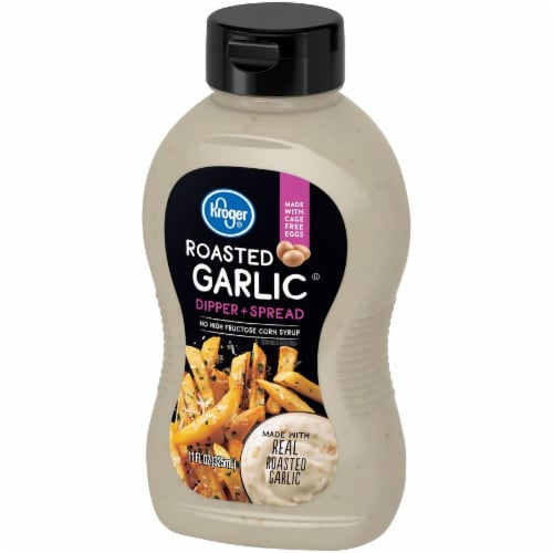 Kroger® Roasted Garlic Spread Perspective: right