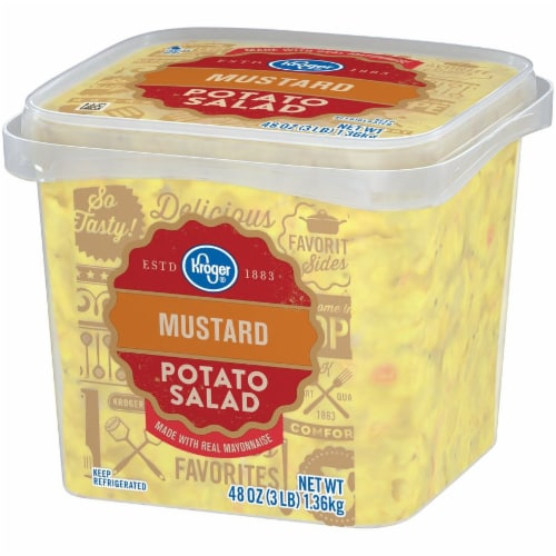 Kroger® Mustard Potato Salad Perspective: right