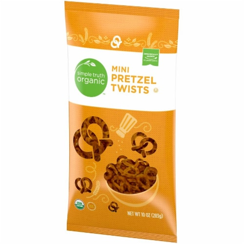 Simple Truth Organic™ Mini Pretzel Twists Perspective: right
