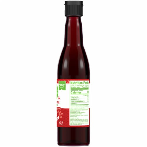 Simple Truth Organic™ Red Wine Vinegar Perspective: right