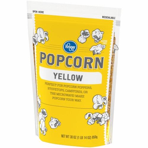 Kroger® Yellow Popcorn Kernels Perspective: right