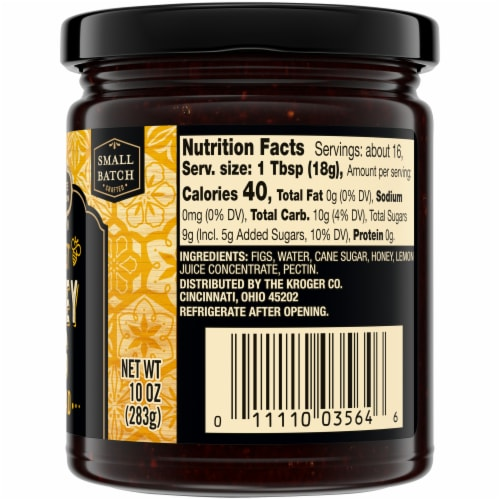 Private Selection® Sweet Honey Fig Spread Perspective: right