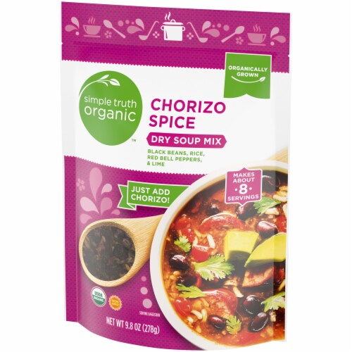 Simple Truth Organic™ Chorizo Spice Dry Soup Mix Perspective: right