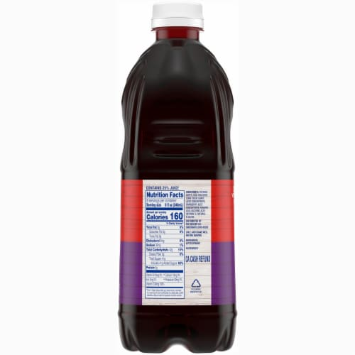 Kroger® Grape Cranberry Juice Cocktail From Concentrate Perspective: right