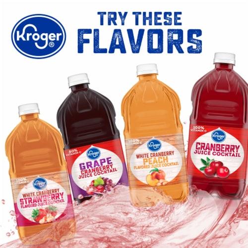 Kroger® Lite Cranberry Juice Cocktail Perspective: right