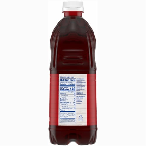 Kroger® 100% Cranberry Juice Perspective: right