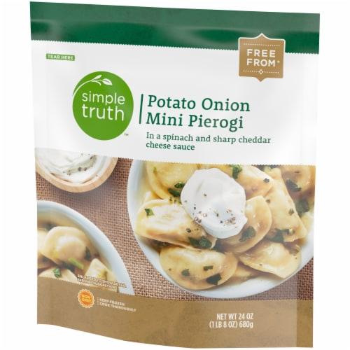 Simple Truth™ Potato Onion Mini Pierogi Perspective: right