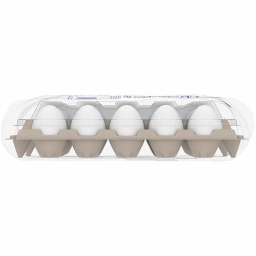 Kroger® Grade AA Large Eggs Perspective: right