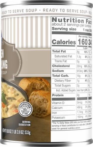 Kroger® Chicken & Dumpling Soup Perspective: right