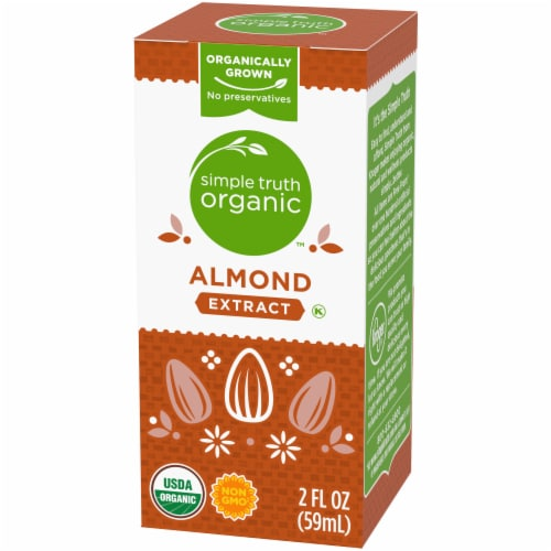 Simple Truth Organic™ Almond Extract Perspective: right