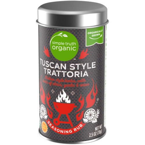 Simple Truth Organic™ Tuscan Style Trattoria Seasoning Rub Perspective: right