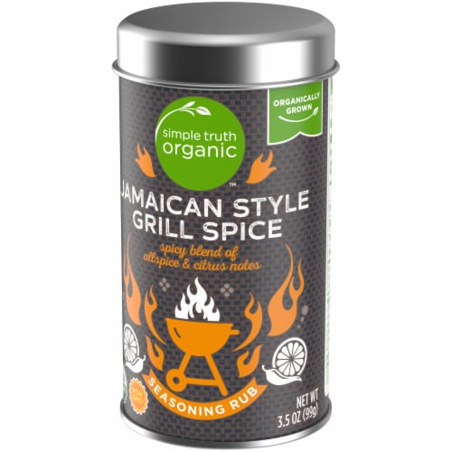 Simple Truth Organic™ Jamaican Style Grill Spice Seasoning Rub Perspective: right