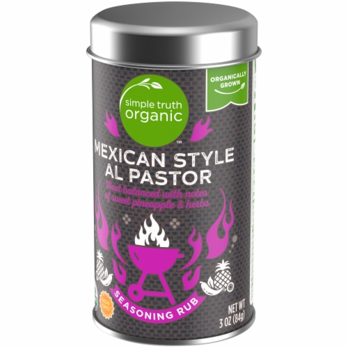 Simple Truth Organic™ Mexican Style Al Pastor Seasoning Rub Perspective: right