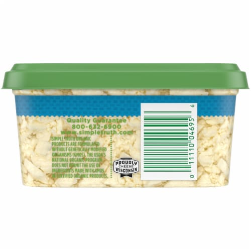 Simple Truth Organic™ Feta Cheese Crumbles Perspective: right