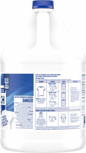 Kroger® Concentrated Disinfecting Bleach Perspective: right